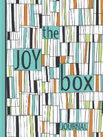 Joy Box ournal by Adria Wilkins
