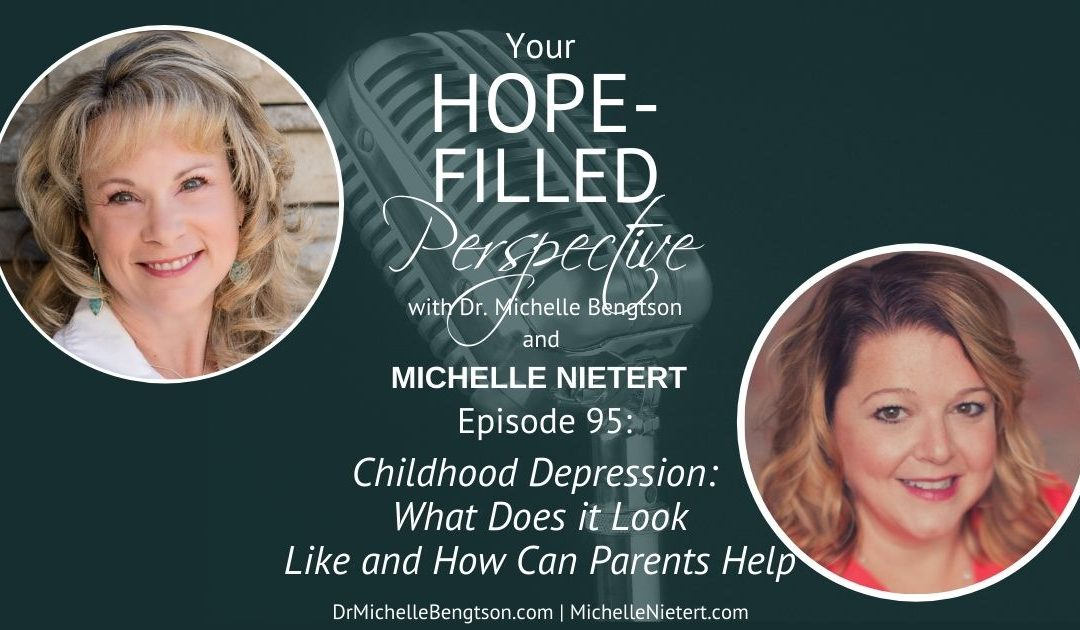 Recognizing childhood depression and learning ways to help depressed children.
