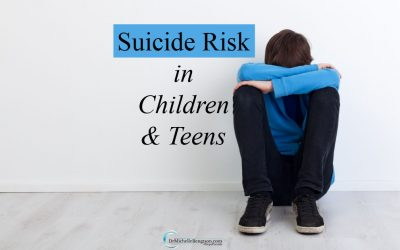 Suicide Risk in Children and Teens