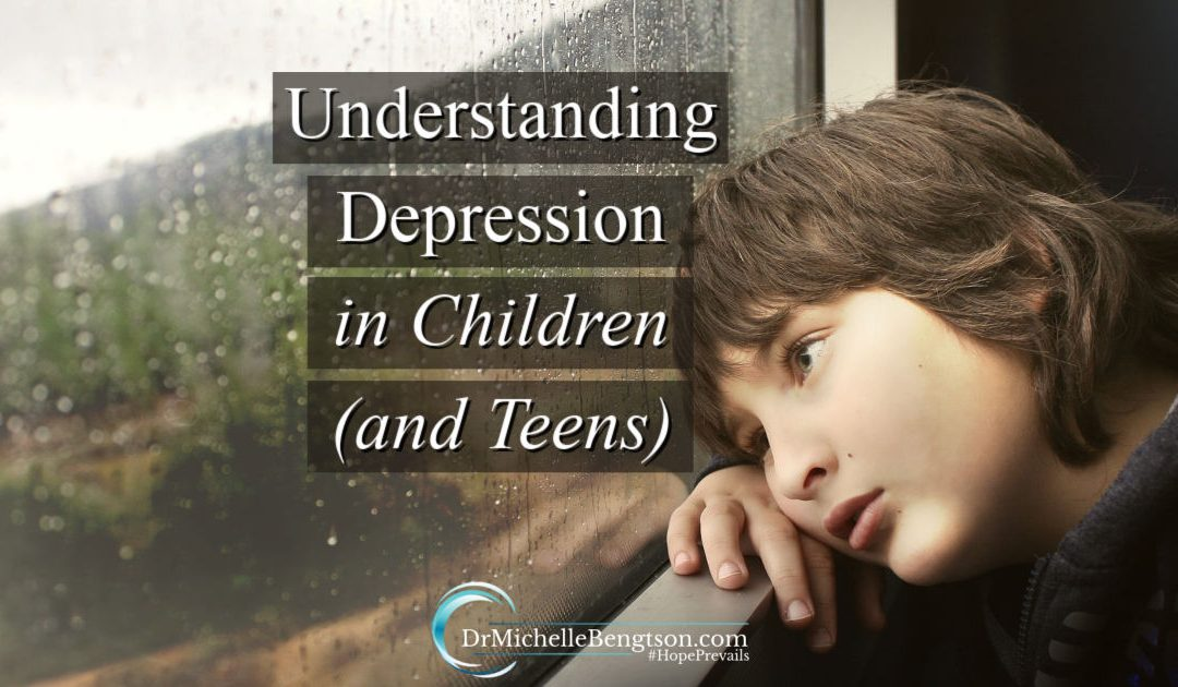 Understanding Depression in Children (and Teens), information to educate and equip parents of children and teens.
