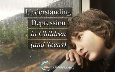 Understanding Depression in Children (and Teens)