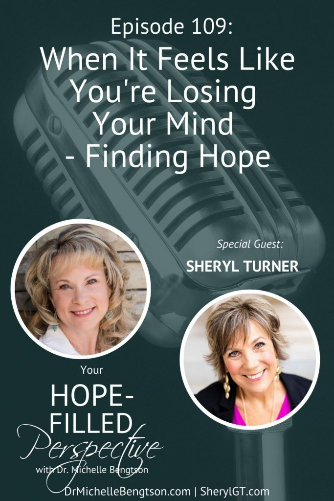 In this episode, we talk about finding hope when it feels like you're losing your mind. My guest today, Sheryl Turner, is a delivered drug addict, stage four cancer survivor and former widow. Once a hopeless dope fiend, she is now a dopeless hope-fiend. Love covers a multitude of sins over our lives. #podcast #YourHopeFilledPerspective #findinghope #hope