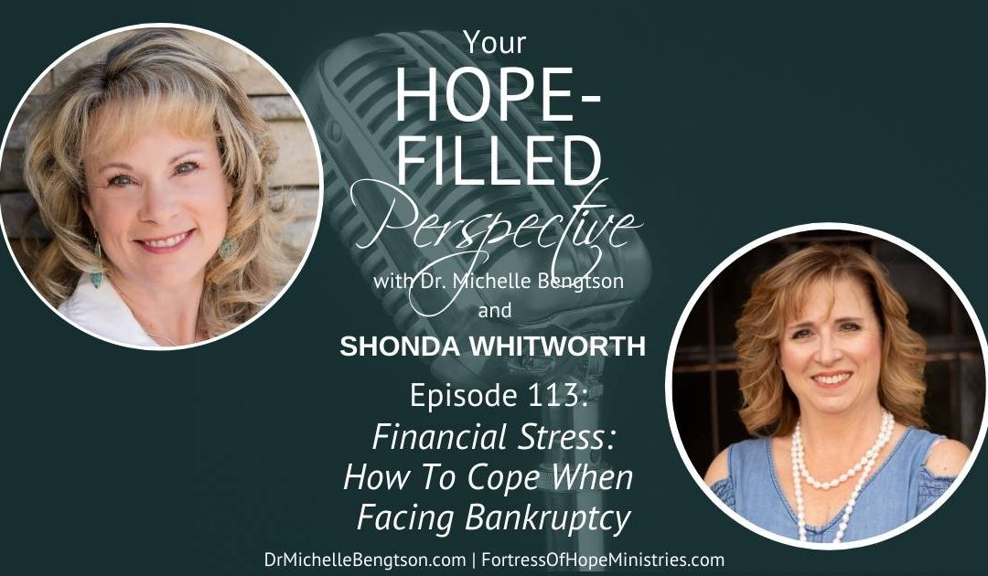 How To Cope When Facing Bankruptcy as a Christian – Episode 113