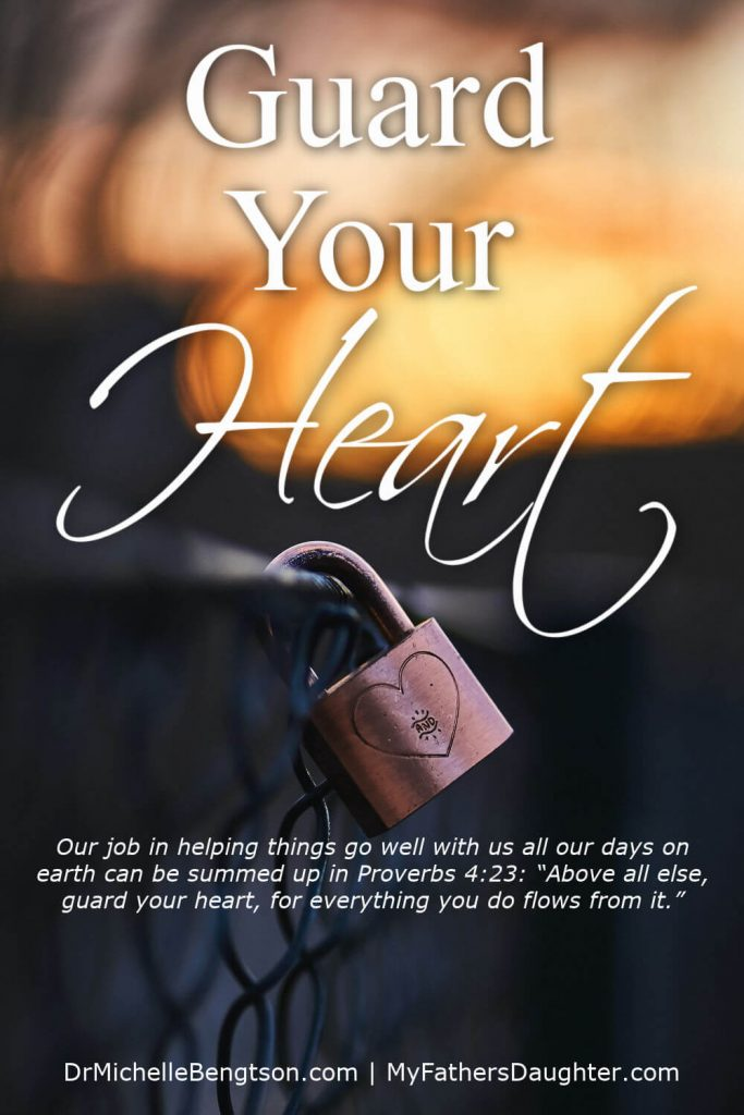 When you are old enough to understand the truths in God's word, you may realize some unhealthy seeds were planted in your heart. How do you root out the unhealthy and replace with the healthy? Tanya Glanzman shares how to use truths from God's word to guard your heart and become the boss of your thoughts. #guardyourheart #identityinChrist #trustGod #faith #hope