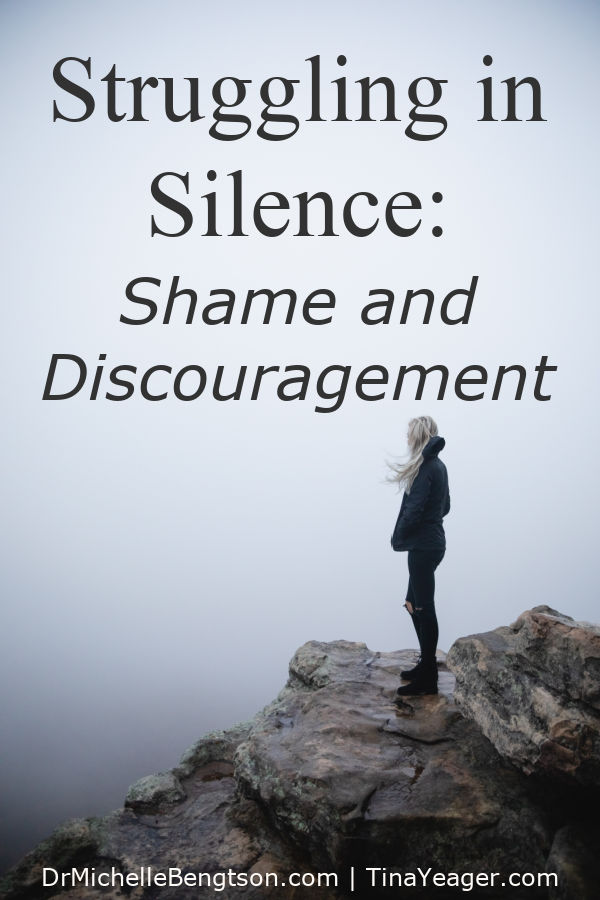 Like captives in isolated dungeons, we struggle in silence with shame and discouragement, significance and identity issues. Many of us suffer attacks of our enemy while believing we do so alone. You are not alone. #shame #discouragement #hope #faith