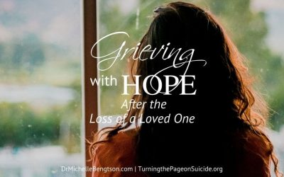 Grieving with Hope After the Loss of a Loved One